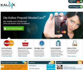 Kalixa Kreditkarte